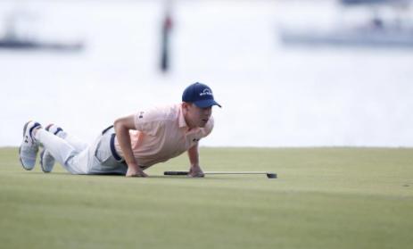 Matthew Fitzpatrick signs new deal with Bettinardi Golf