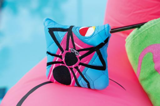 Get the Limited Edition TaylorMade Spider Floatie headcover before it sells out!