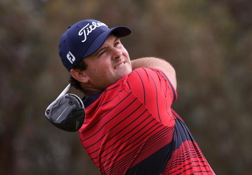 G/FORE Golf Polo Shirts as worn by Patrick Reed on the PGA Tour in 2021