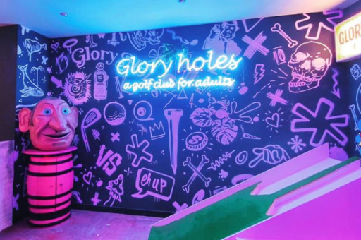 New adults only crazy golf venue featuring sex toys opens in the UK!