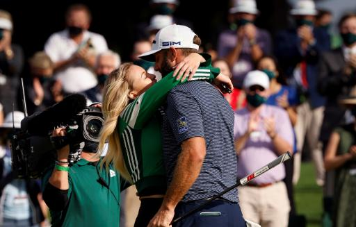 Dustin Johnson and Paulina Gretzky are FINALLY getting married