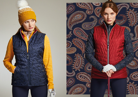 Ping LAUNCH expansive women's apparel range for Autumn and Winter