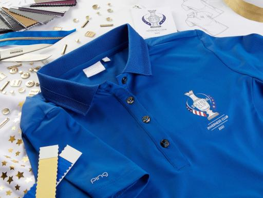 PING announced as official apparel supplier for Team Europe at Solheim Cup