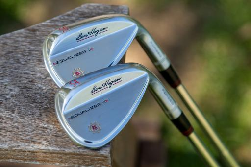 Ben Hogan Golf Equipment Company Introduces Equalizer II Forged Wedges