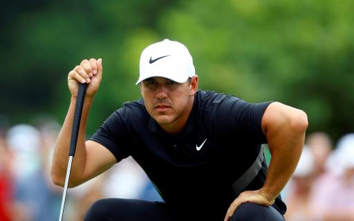 Brooks Koepka HITS BACK at Nick Faldo on Twitter