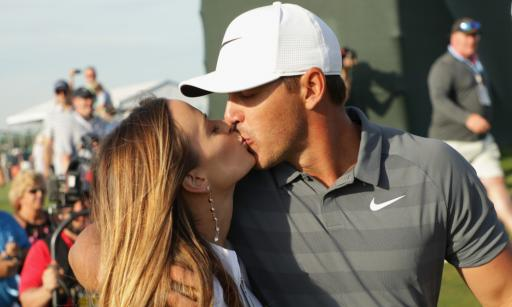 Brooks Koepka and Jena Sims announce their engagement