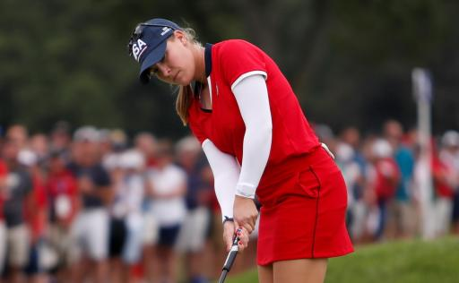 WATCH: Jennifer Kupcho's SHOCKING reaction after losing to Leona Maguire!