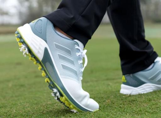 The adidas ZG21 Golf Shoes - Add the best shoes on the market to your wardrobe