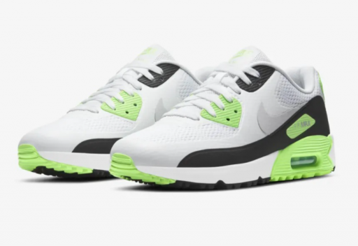 Nike Air Max 90 G RESTOCKED ahead of golf's return this month