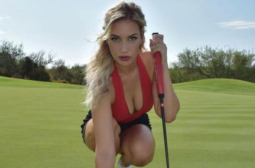 Paige Spiranac offers THREE fans the chance to play a round of golf with her