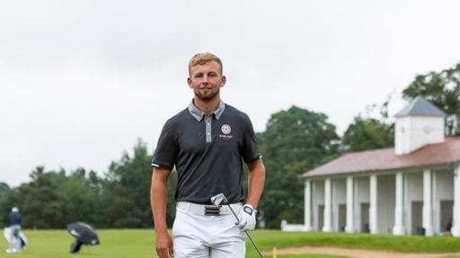 Crazy golf rule sees European Tour hopeful denied playoff spot