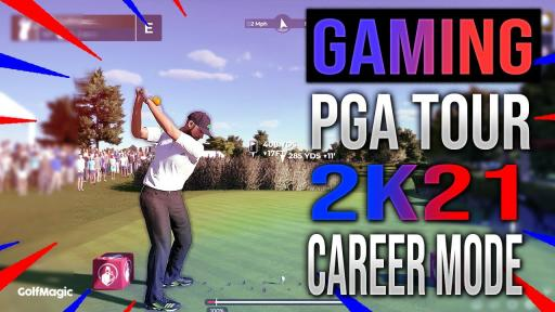 PGA Tour 2K21 Career Mode! | Can we win the FedExCup? | GolfMagic Ep.1