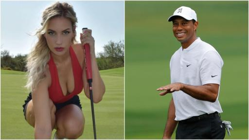 """Paige Spiranac believes public were """"too hard"""" on Tiger Woods over infidelity"""