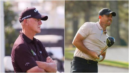 Rory McIlroy and Brooks Koepka's swing coach: RUBBISH to suggest US don't care
