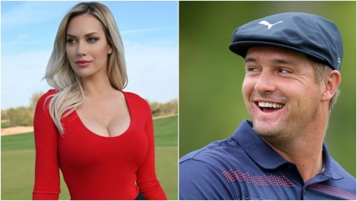 Paige Spiranac calls for less Bryson DeChambeau and more Tiger Woods highlights