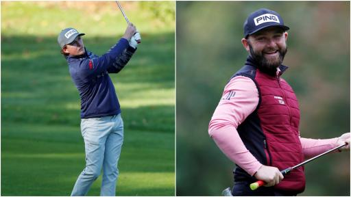 """Eddie Pepperell calls Andy Sullivan a """"demoralising bully"""" after EPIC 1st round"""