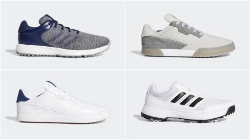 The BEST adidas Golf shoes for UNDER £75!