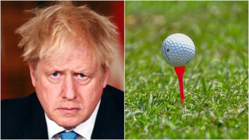 Golf remains OFF in England until at least MARCH as Boris Johnson updates plan