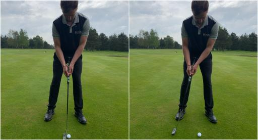 Best Golf Tips: How to improve your putting with the TEE PEG Drill