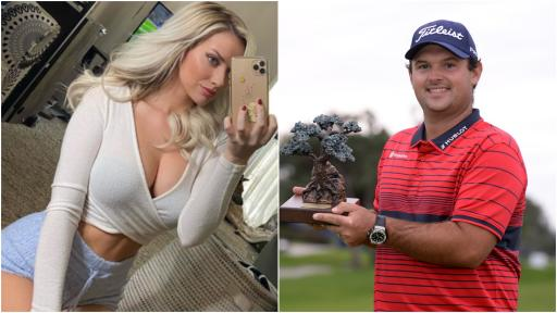 Paige Spiranac's bookie offers FREE BETS after Patrick Reed controversy!
