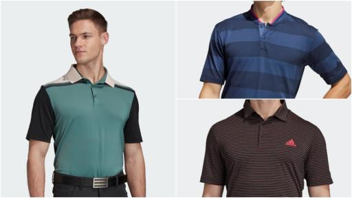 NEW adidas Golf polos to add to your Spring / Summer wardrobe