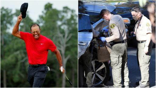 Tiger Woods crash update: Sheriff executes search warrant for black box