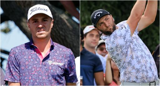 Justin Thomas and Jon Rahm CONFIRM their places at next month's SCOTTISH OPEN