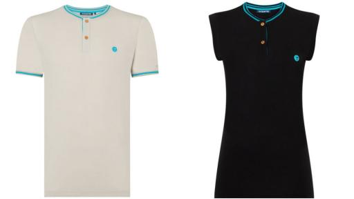 OCEANTEE launches Oceanic polo range, available from American Golf