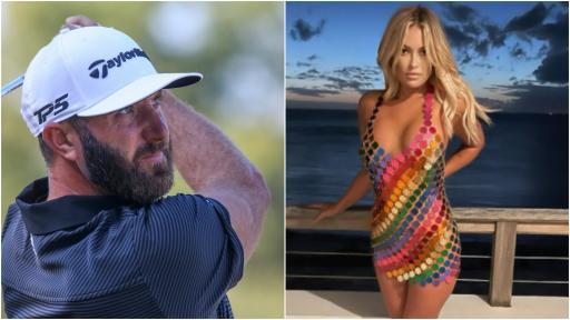 Who is Dustin Johnson's partner? Meet Paulina Gretzky