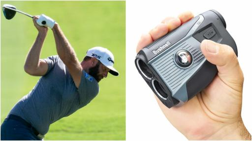 WIN! Bushnell V5 Tour Laser, NEW adidas Golf shoes, PUMA stand bag and caps!
