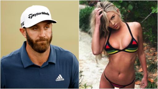 Dustin Johnson reveals wedding update after Paulina Gretzky snaps