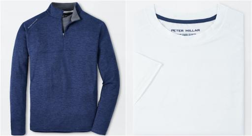 Our FAVOURITE items from the Peter Millar ACTIVE range