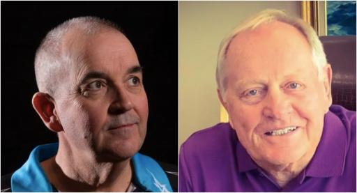 """""""He'd have been chasing Nicklaus"""": Ronnie O'Sullivan on darts legend Phil Taylor"""