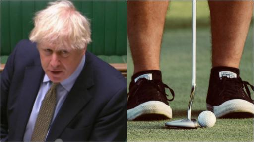 Boris Johnson's spokesman claims golf courses will NOT reopen during lockdown