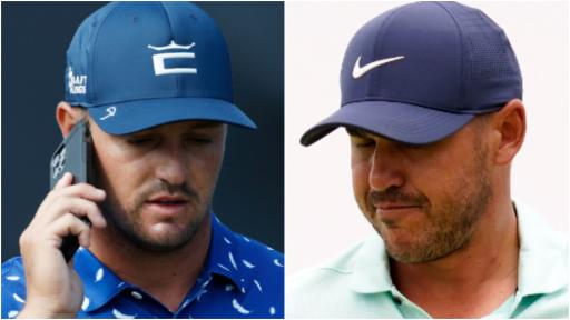 """Bryson DeChambeau says Ryder Cup pairing with Brooks Koepka would be """"FUNNY"""""""