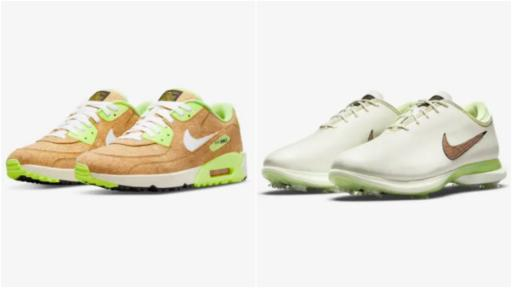 Nike's new Open Championship golf shoe inspired by DARTBOARDS and POOL TABLES!