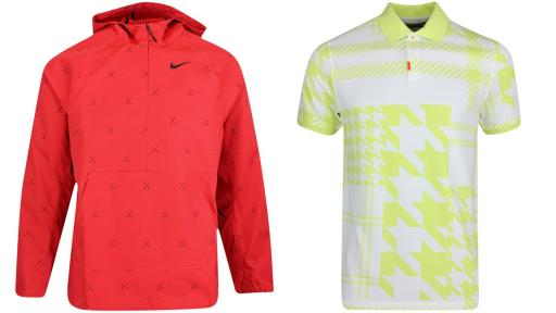 Best Nike Golf shoes, caps and apparel being worn at The Open