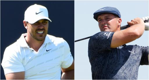 Brooks vs Bryson Rivalry: Is the feud GOOD OR BAD for golf?