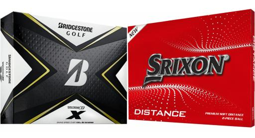 Our FAVOURITE golf balls for under £40 that you NEED TO SEE!