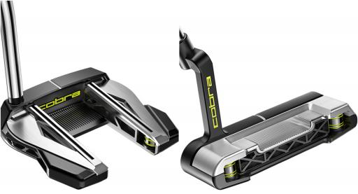 Check out the Cobra 3D Printed Golf Putters released earlier this season!
