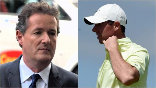 """Piers Morgan says """"NOBODY CARES"""" about the Olympics ahead of golf event"""