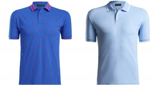 The BEST Golf Polo Shirts that G/Fore have to offer this SUMMER!