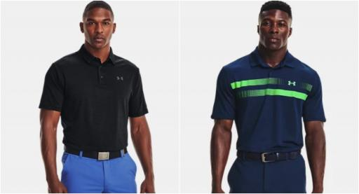 The BEST Under Armour Polo Shirts for your wardrobe this summer