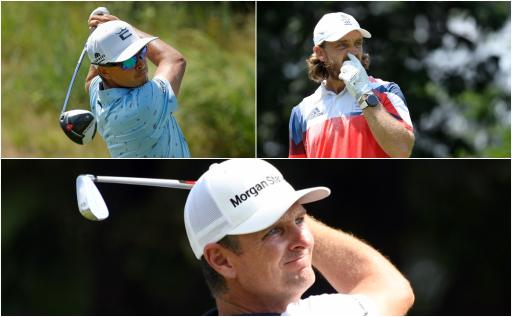 Rickie Fowler, Justin Rose and Tommy Fleetwood risk missing FedEx Cup playoffs