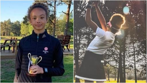 Talented UK junior golfer dies in her sleep aged just 13