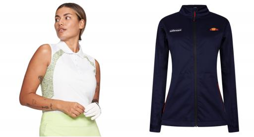 Get back in the swing of things with essential women's golf garments!