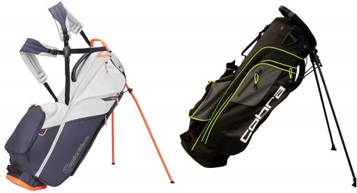 The BEST Golf Bags that will set you up for the Autumn!