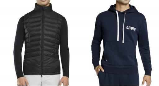 The BEST G/FORE Jackets for ON AND OFF the course!