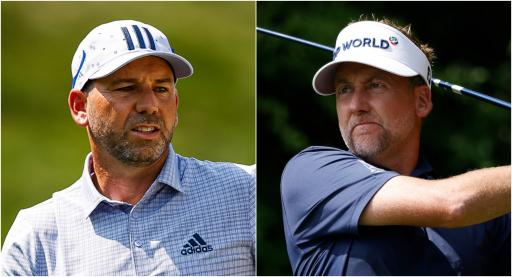 Harrington: Sergio Garcia and Ian Poulter in 'POLE POSITION' for Ryder Cup picks
