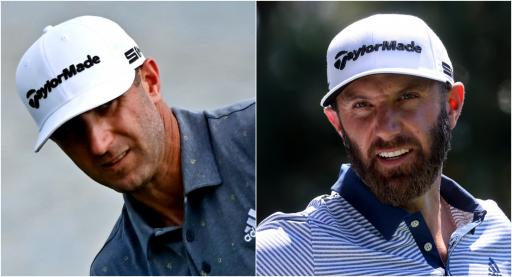 You won't believe how QUICK Dustin Johnson grows a beard - THIS IS UNBELIEVABLE!